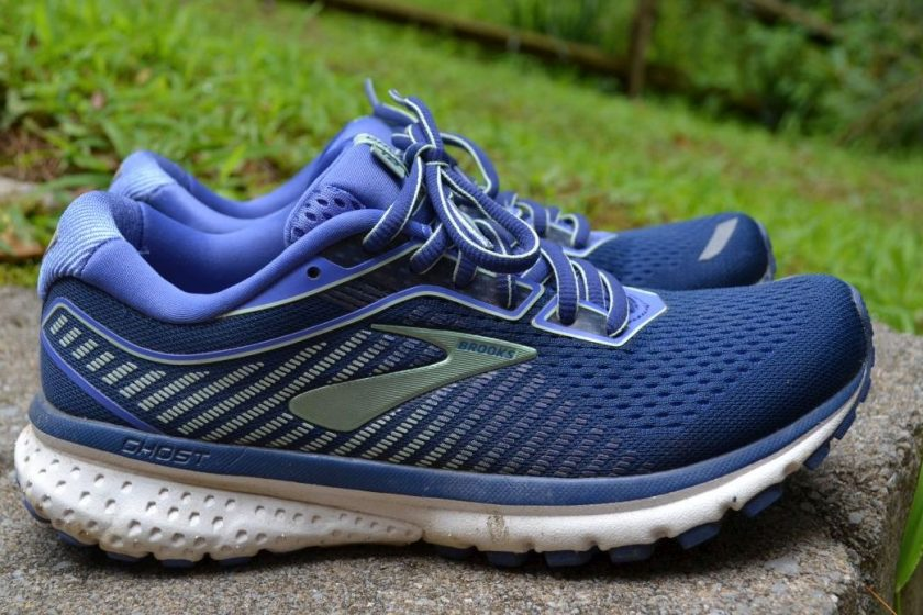 Brooks-Ghost-12- Lateral Side