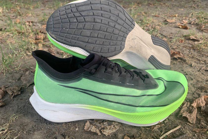 Nike Zoom Fly 3 - Recensione Scarpe Running
