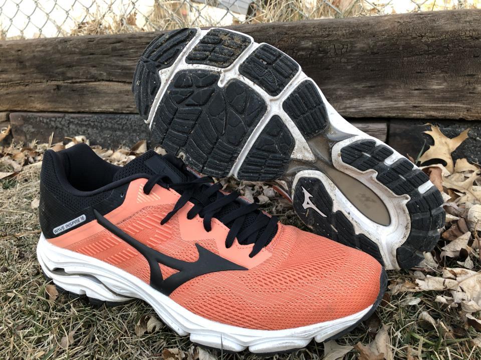 Mizuno Wave Inspire 16 - Recensione Scarpe Running