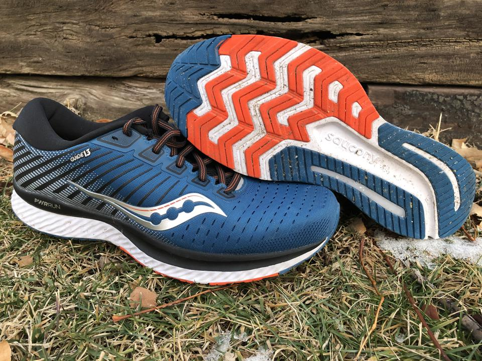 Saucony Guide 13 - Recensione Scarpe Running